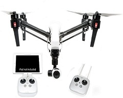 DJI T600-Dual-Controllers Inspire 1 Quadcopter