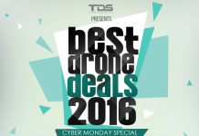 Cyber Monday Drone Deals